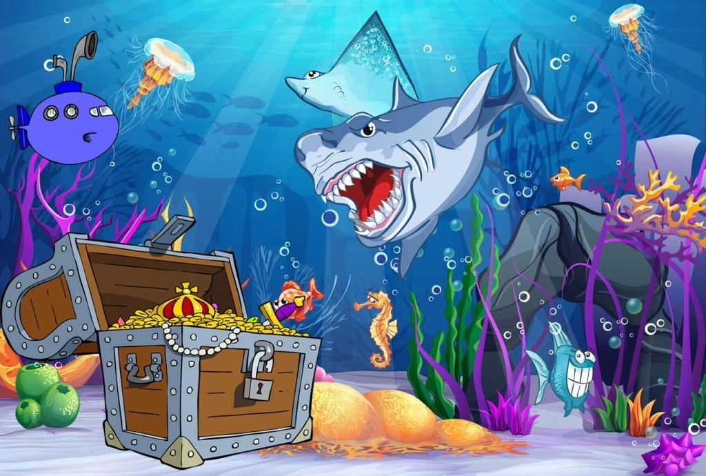 onderwatermysterie