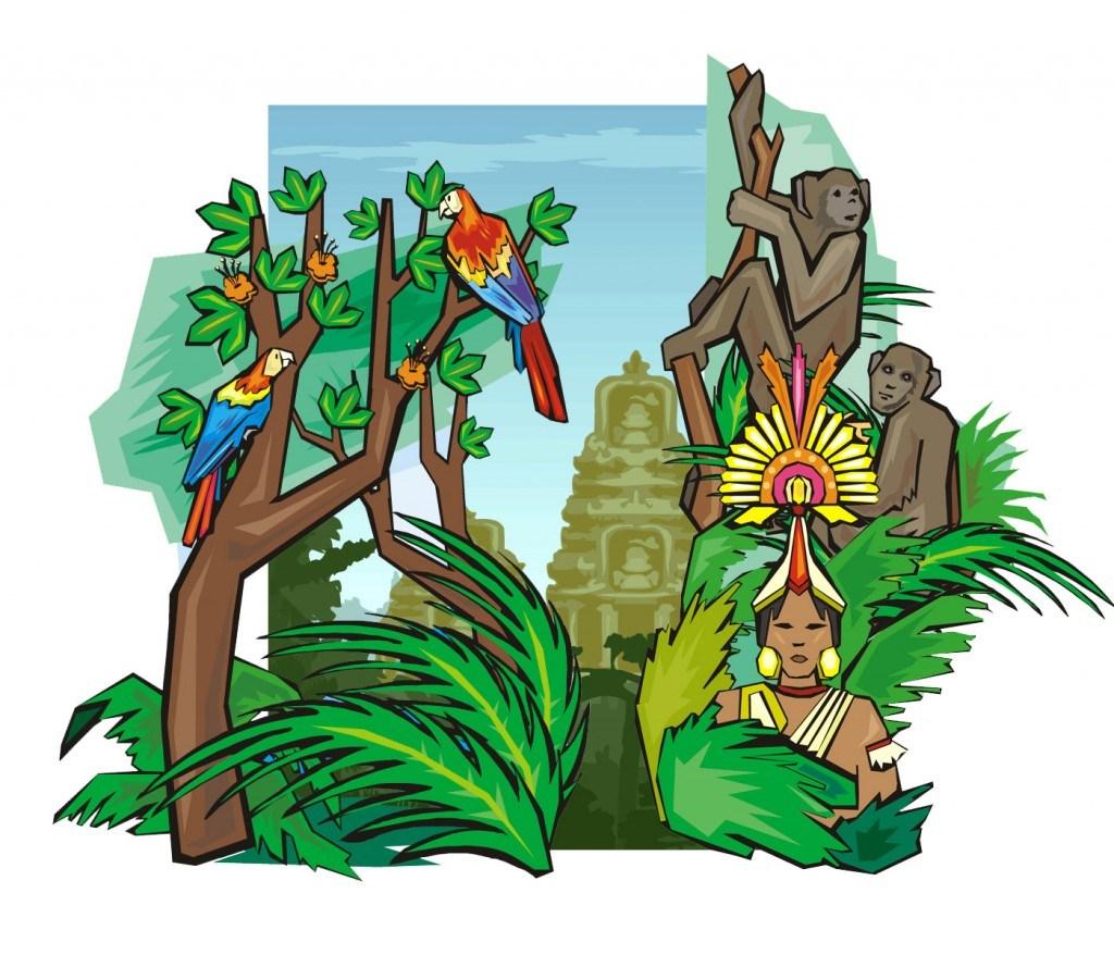 Speurtocht junglefeestje