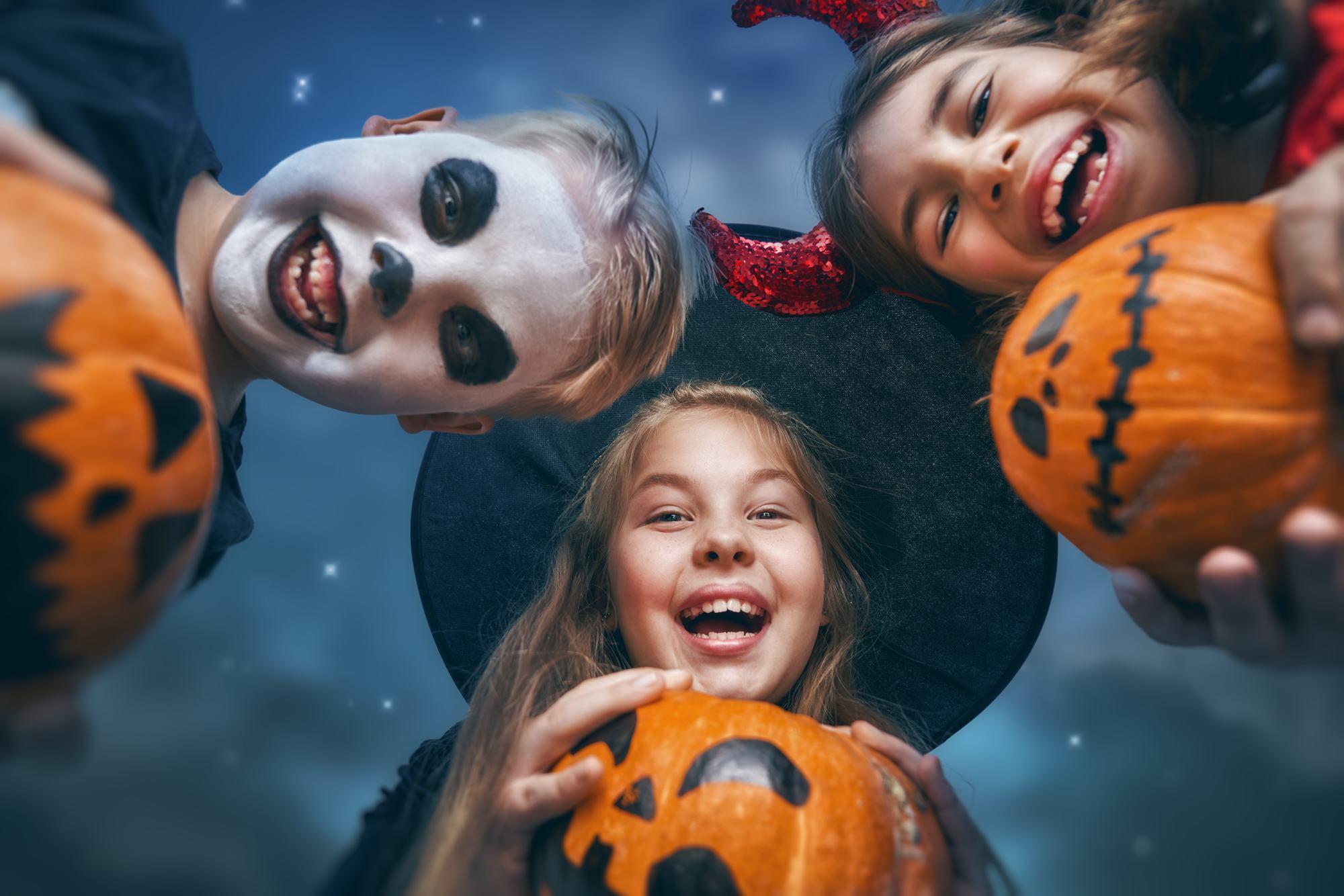 halloweenfeest vpr kinderen